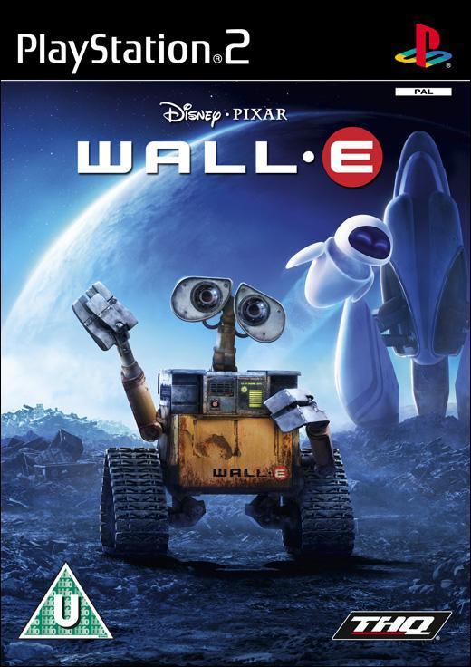 Wall E 2008 Filmaffinity