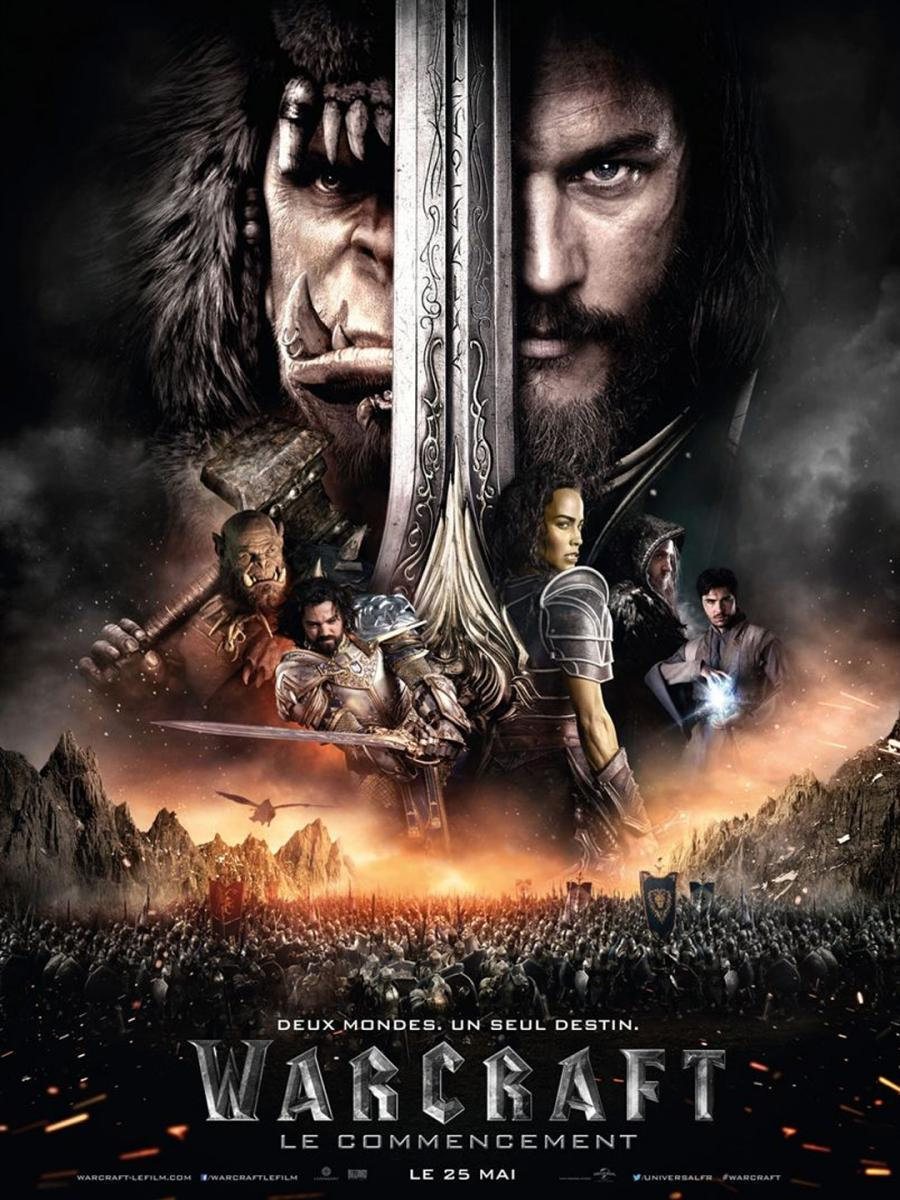 Warcraft 2016 Filmaffinity