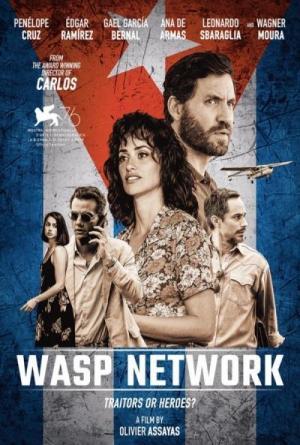 Wasp Network (2019) - Filmaffinity