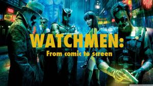 Watchmen: From Comic to Screen (C)