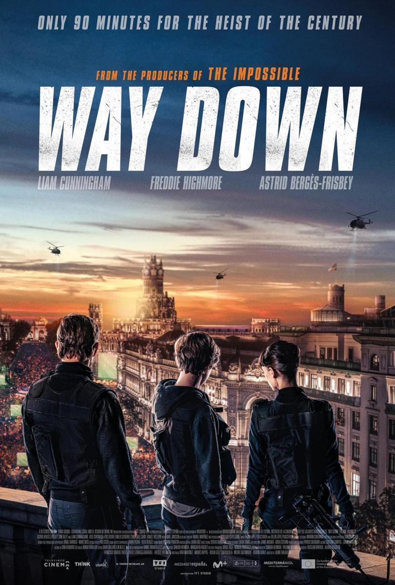 Way Down (2021) - Filmaffinity