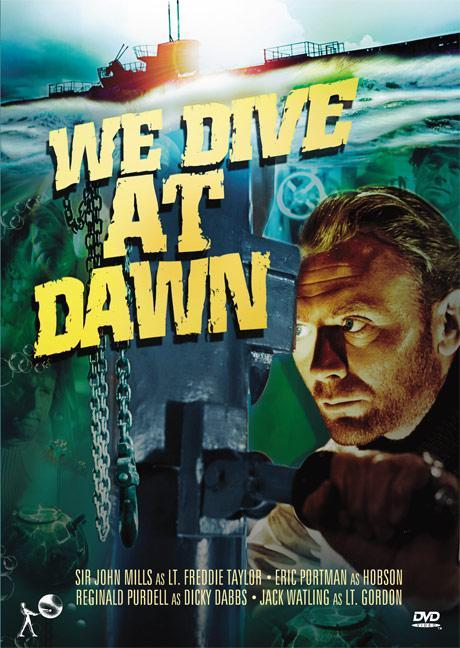 We Dive at Dawn (1943) - Filmaffinity