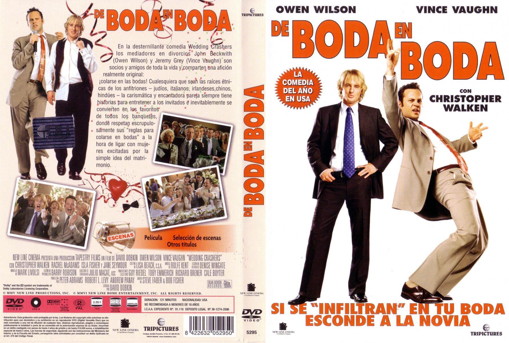 Wedding Crashers 2005 Filmaffinity