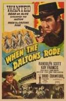 When the Daltons Rode  - Poster / Main Image