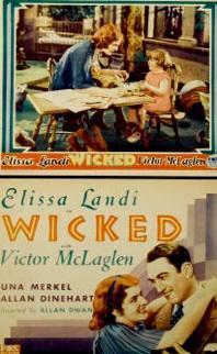 Wicked (1931) - Filmaffinity
