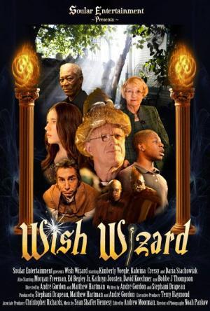 Wish Wizard (C)
