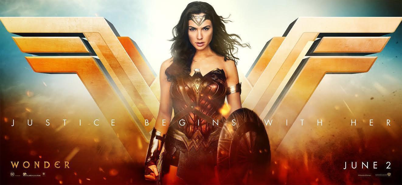 Sección Visual De Wonder Woman Filmaffinity