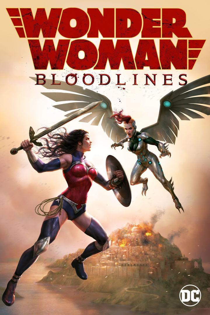 Wonder Woman: Bloodlines (2019) - Filmaffinity