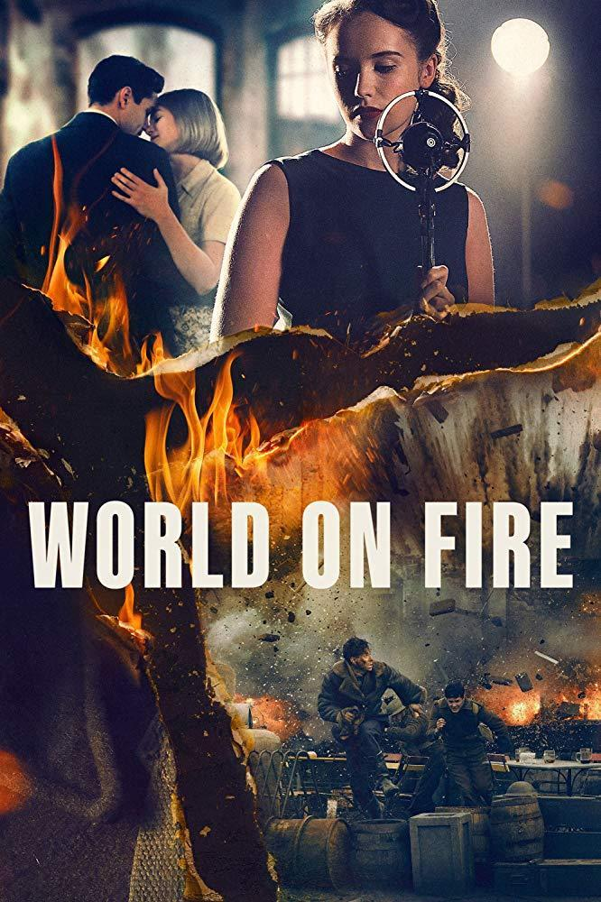 [心得] 戰火浮生 World On Fire 在 Netflix上架!