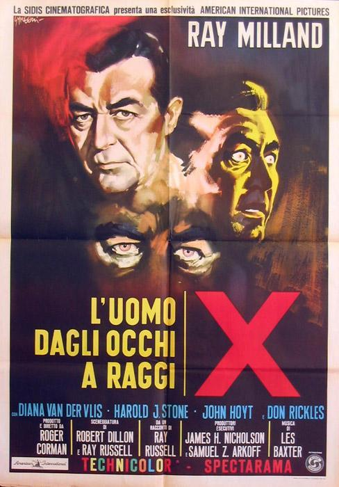 Image Gallery For X The Man With The X Ray Eyes Filmaffinity