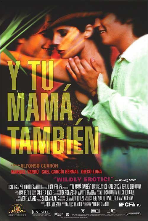 Y Tu Mamá También (BRRip Latino 1080p) 2001