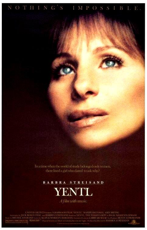 109 Best Images About Yentl 1983 On Pinterest: Críticas De Yentl (1983)