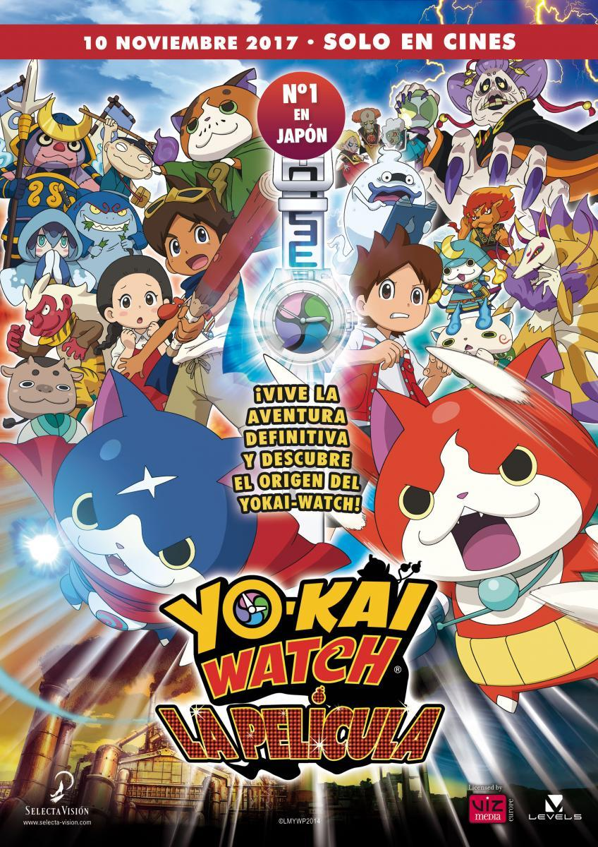 Image Gallery For Yo Kai Watch The Movie It S The Secret Of Birth