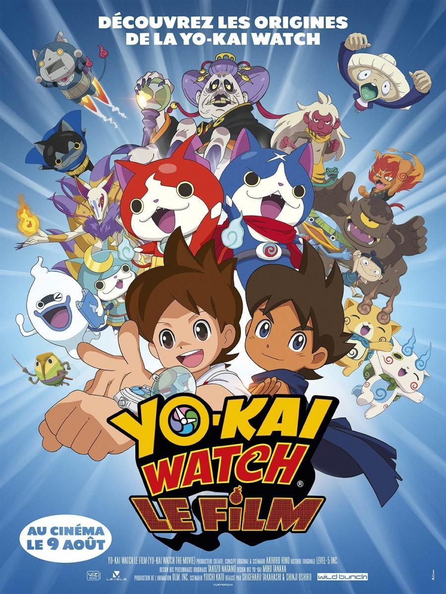 Image gallery for Yo-Kai Watch the Movie