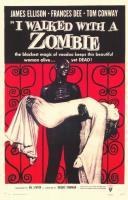 Yo anduve con un zombie  - Posters
