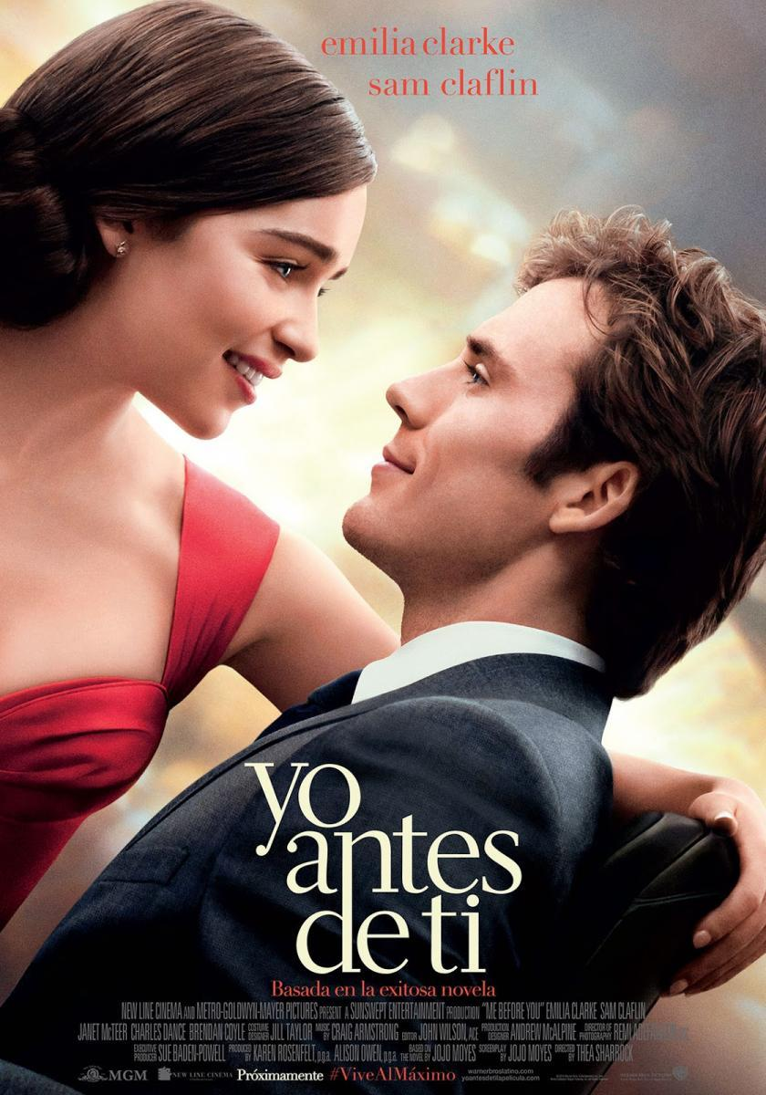 Yo Antes De Ti (BRRip Latino – Ingles 1080p) 2016