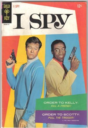 Yo, espía (Serie de TV)