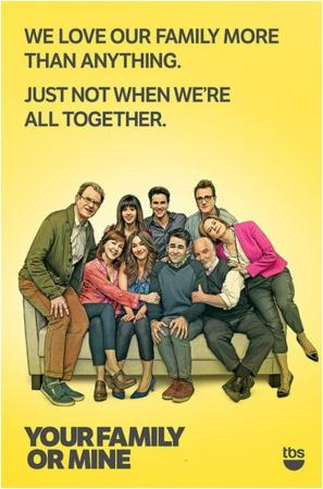 Your Family or Mine (Serie de TV)