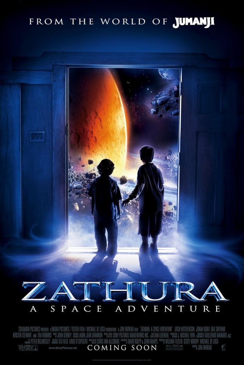 Zathura, una aventura espacial (2005) - Filmaffinity