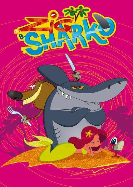 image gallery for zig sharko tv series filmaffinity