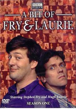A Bit of Fry and Laurie (AKA ABOFAL) (TV Series) (Serie de TV)