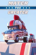 A Cars Toon; Mater's Tall Tales: Mater the Greater (TV) (C)
