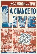 A Chance to Live (C)