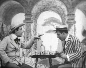 A Chess Dispute (C)