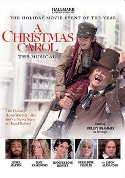 A Christmas Carol: The Musical (TV) (2004) - FilmAffinity