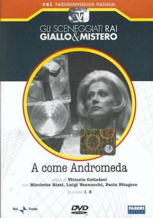 A come Andromeda (TV) (TV) (TV Miniseries)