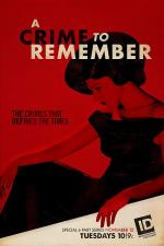 A Crime to Remember (TV Series)