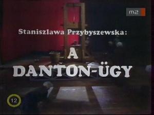 A Danton-ügy (TV) (TV)