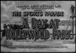 A Day at Hollywood Park (C)