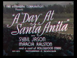 Un día en Santa Anita (C)
