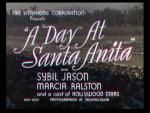 A Day in Santa Anita (S)