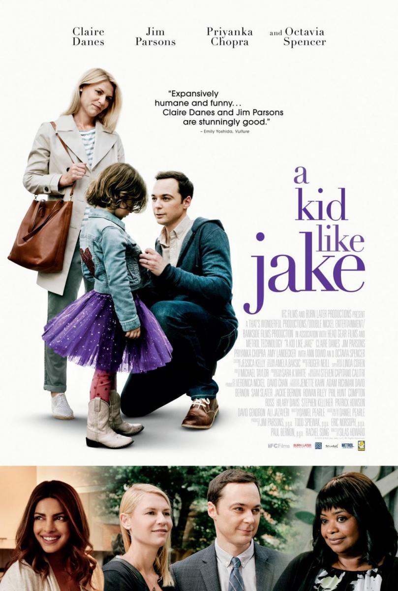A Kid Like Jake (2018) [1080p] [Español-Ingles] [GD]
