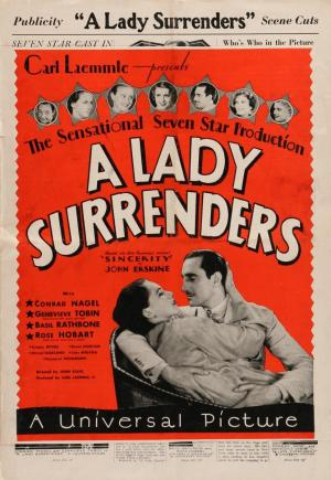 A Lady Surrenders