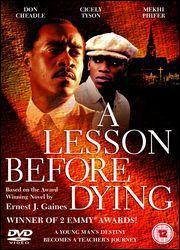 Una lección antes de morir (TV)