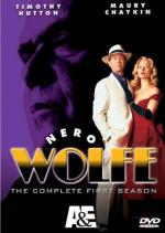 A Nero Wolfe Mystery (TV Series)