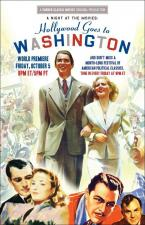 A Night at the Movies: Hollywood Goes to Washington