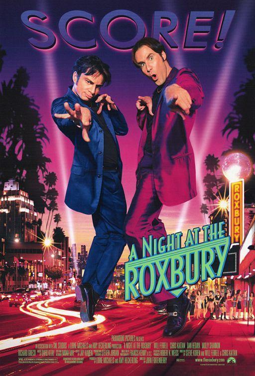 Movida en el Roxbury [1998][Latino][1080p][MEGA]
