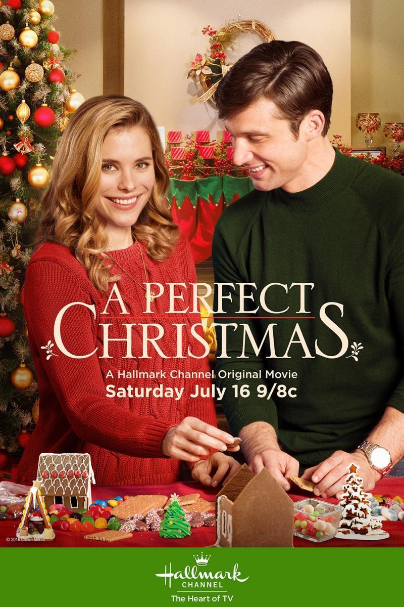 A Perfect Christmas (TV) (2016) - FilmAffinity