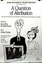 A Question of Attribution (TV) (TV)