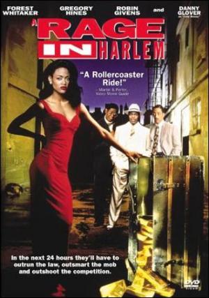 Redada en Harlem