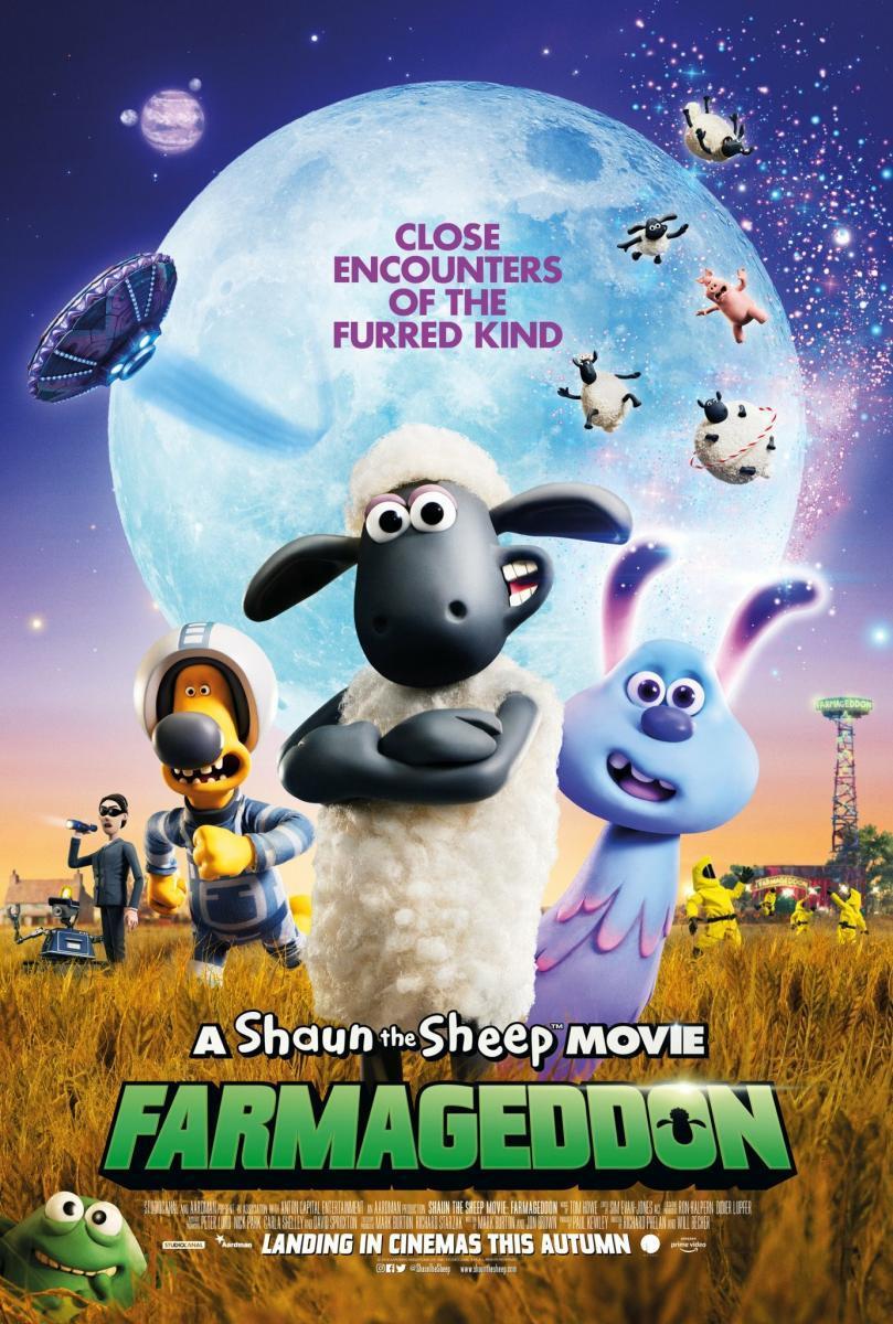 La oveja Shaun. La película: Granjaguedón (2019)   DVDRip Latino HD GoogleDrive 1 Link