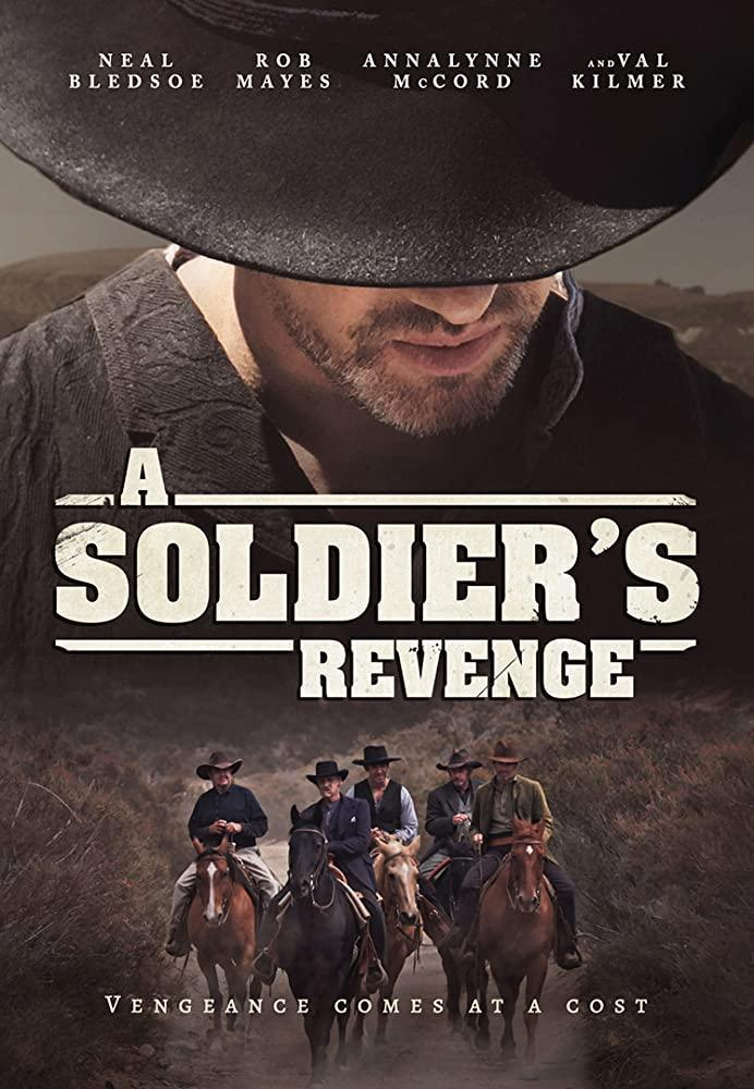 A Soldier's Revenge 2020 Latino HD 1080P Descargar