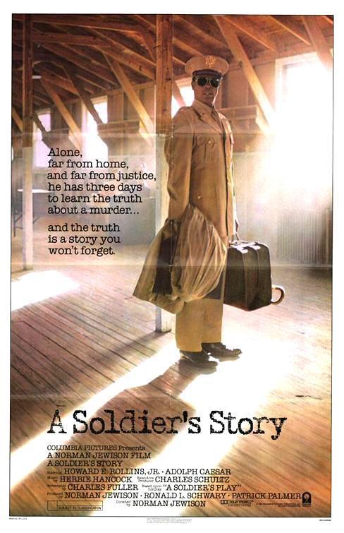 La historia de un soldado (1984) 1 LINK Latino