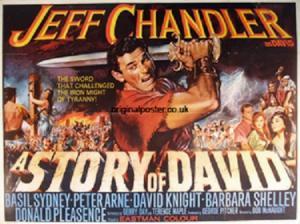 La historia de David