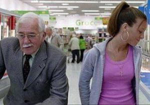 A Supermarket Love Song (C)