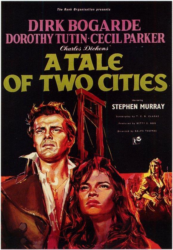 Historia De Dos Ciudades 1958 Filmaffinity